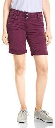 Cecil Women's 371378 New York Bermuda Shorts,26W