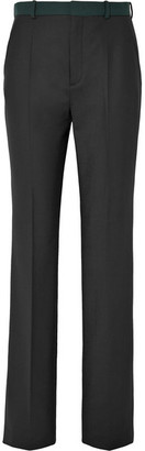 Joseph Tropez Stretch-twill Straight-leg Pants - Black