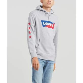 Levi's Men's Graphic Po Hoodie - G weater