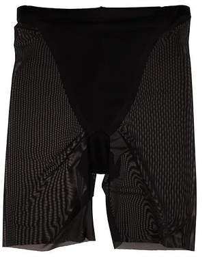 Spanx Haute Contour Sexy Sheer Mid-Thigh Short