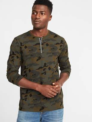 Old Navy Soft-Washed Henley for Men