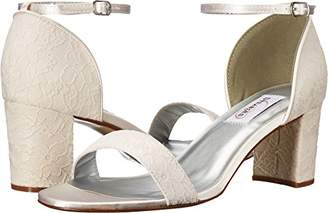 Dyeables Women's Summer Heeled Sandal