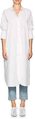 Pas De Calais Women's Oversized Cotton Shirtdress