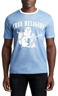 True Religion MENS DENIM GRAPHIC TEE