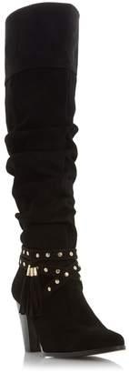 Biba Trinnity slouch high leg boots