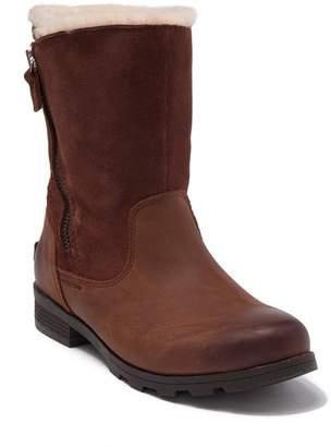 Sorel Emelie Waterproof Faux Fur Lined Boot