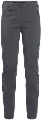 Jack Wolfskin Women's Activate Light Softshell Pants from Eastern Mountain Sports