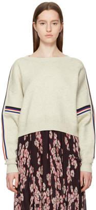 Etoile Isabel Marant Grey Kao Sweatshirt