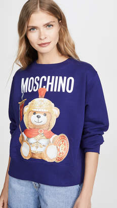 Moschino Bear Crew Neck