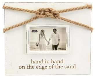 Mud Pie Hand in Hand Picture Frame