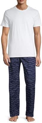 Calvin Klein 2-Piece Pajama Set