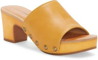 Lucky Brand Fineena Clog Slide Sandal