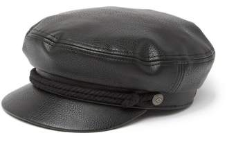 Brixton Vegan Leather Fiddler Cap
