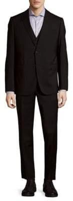 Armani Collezioni Rich Wool Suit