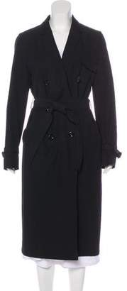Max Mara Wool-Blend Long Coat
