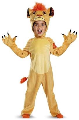 Disguise Disney's The Lions Guard Kion Deluxe Costume for Kids