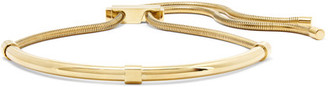 Lanvin - Alida Gold-plated Choker $760 thestylecure.com