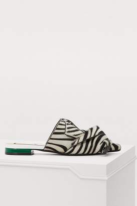 N°21 N 21 Bow slippers