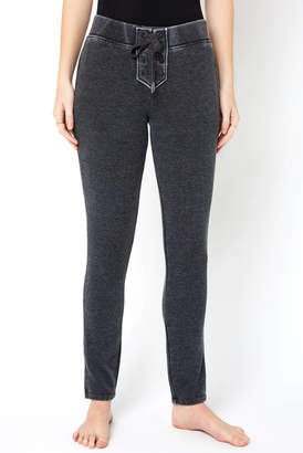 Neely Lace Up Lounge Jogger