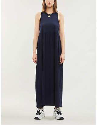 Ninety Percent Racerback organic-cotton maxi dress