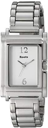 Roots Women's 1R-LF111SI0 Bonnechere Silver-Tone Stainless Steel Watch