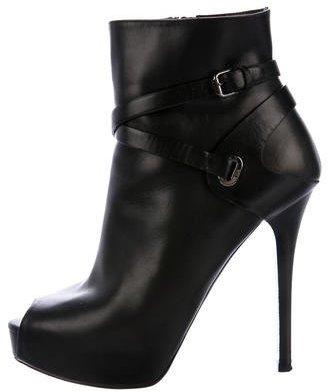 Ralph Lauren Jesimae Ankle Booties