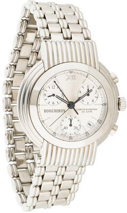 Boucheron Boucheron Chronograph Watch