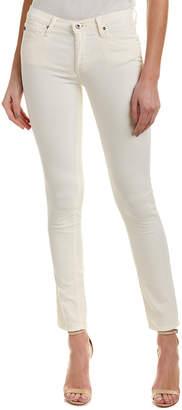 AG Jeans Prima Powder White Corduroy Cigarette Leg