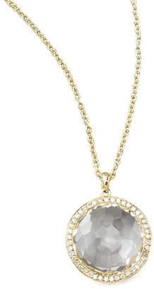 Ippolita Clear Quartz Pendant Necklace
