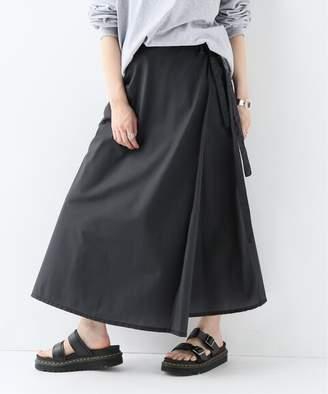 Journal Standard (ジャーナル スタンダード) - JOURNAL STANDARD 【Engineered Garments/エンジニアードガーメンツ】 Wrap Skirt - Nylon M:スカート