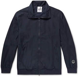 adidas Consortium - Spezial Mcadam Tech-jersey Track Jacket - Storm blue