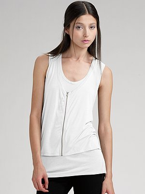 Under.Ligne by Doo.Ri Double Layer Tank