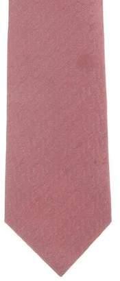Gucci GG Print Silk Tie