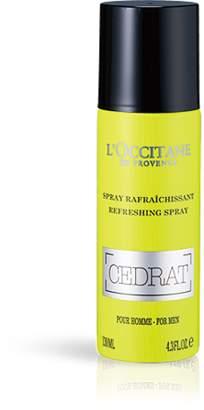 L'Occitane (ロクシタン) - セドラ リフレッシングスプレー|ロクシタン公式通販
