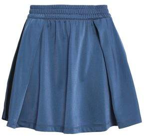 adidas Pleated Jersey Mini Skirt