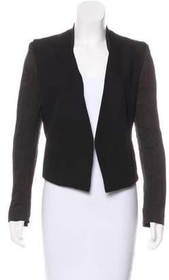 Helmut Lang Asymmetrical Structured Jacket