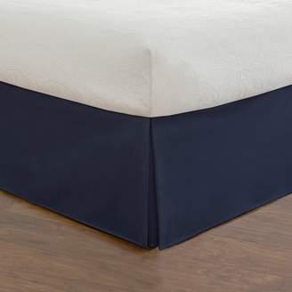 Kohl's Tailored Poplin Bed Skirt