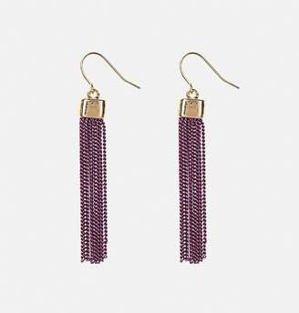 Avenue Tassel Drop Earrings