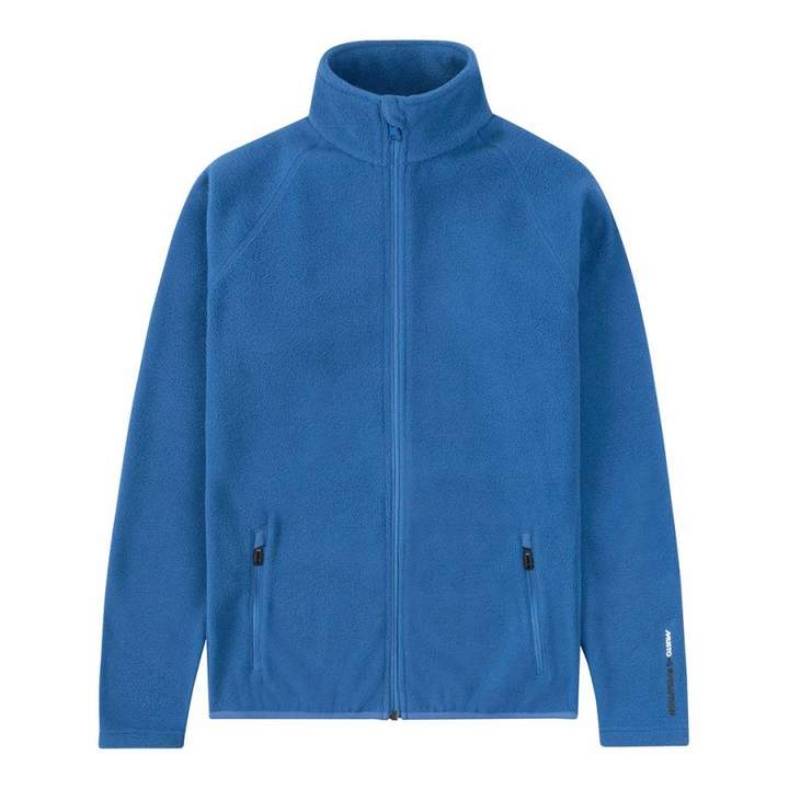 Women's Blue Crew Fleece Jacket