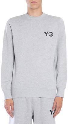 Y-3 Round Collar Sweatshirt