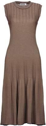 Jil Sander Knee-length dresses - Item 34935427PW