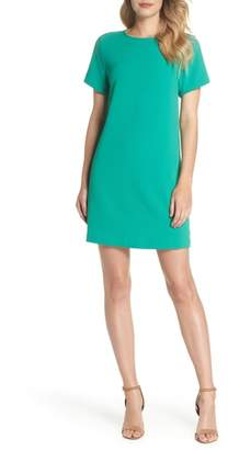 Felicity & Coco Devery Crepe Shift Dress