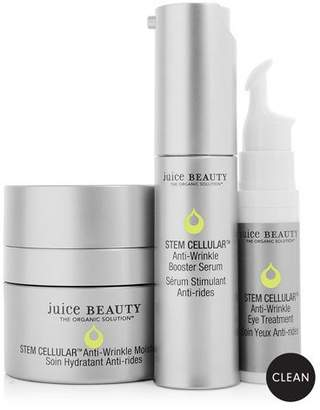 Juice Beauty STEM CELLULAR&153 Anti-Wrinkle Solutions Kit