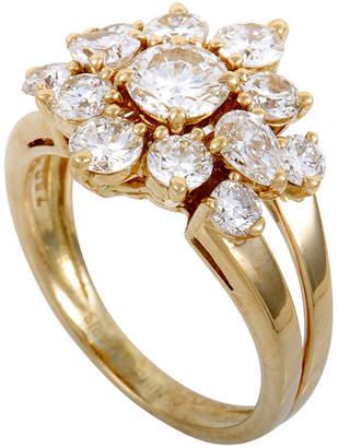 Chaumet Heritage  18K 2.10 Ct. Tw. Diamond Ring