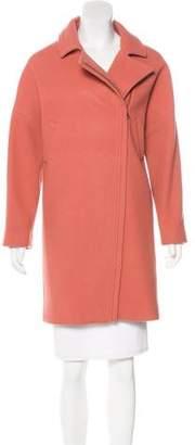 Reiss Wool Knee-Length Coat