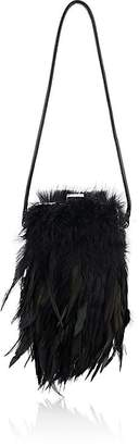 Women's Mink Fur Mini Clutch