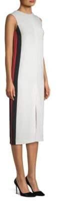 Burberry Selene Striped Sleeveless Dress