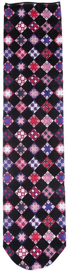 Emilio PucciEmilio Pucci mosaic print socks