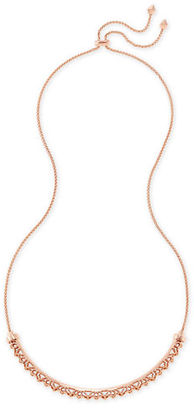Kendra Scott Lucy Crystal Choker Necklace $110 thestylecure.com