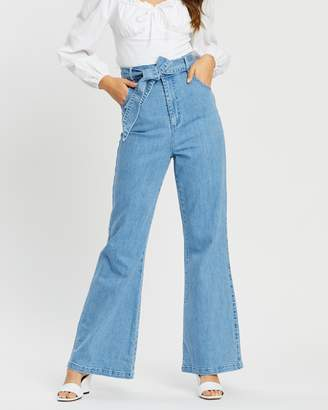 Finders Keepers Miami Denim Jeans